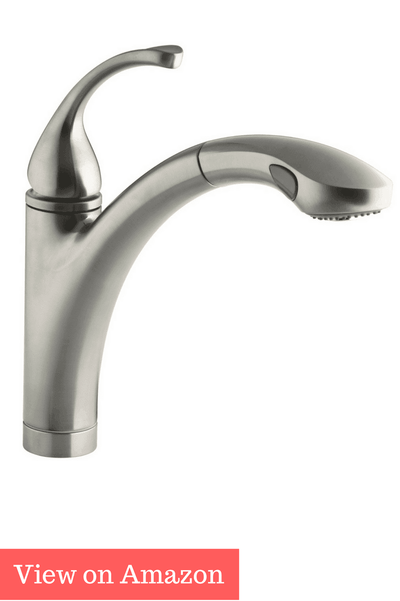 Kitchen Faucet Loosens