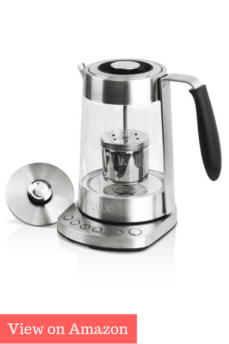 SMAL WK-0816 Temp Programmable Combined Tea Maker and Electric Kettle
